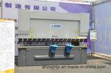 Machine à cintrer servo de commande numérique par ordinateur d'axe de torsion de Wc67k 125t/3200