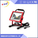 30W rechargeable portable Blue Point phare de travail à LED