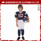 De sublimatie Afgedrukte Uniformen van de Voetbal van de Douane van de V.S. Amerikaanse voor Jonge geitjes (eltafj-84)