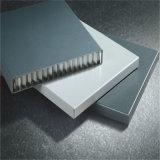 Fournisseurs en aluminium de panneau de nid d'abeilles de revêtement de mur extérieur (HR740)