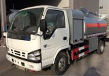 Isuzuの燃料配達タンクトラックの給油のディーゼルのため