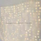 2m x 2mの銅のカーテンワイヤーストリングライトホーム装飾