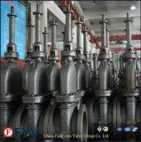 Valvola a saracinesca parallela industriale per il gasolio