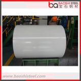 Bobina de acero cubierta color del material para techos de ASTM GB PPGI
