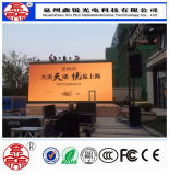RGB Outdoor P10 LED Display Board Publicité LED Module