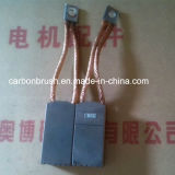 Escova de carbono de cobre de Morgan CM5H para o motor