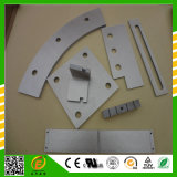 Arandela eléctrica de la mica del aislante con diseño modificado para requisitos particulares