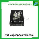 ロゴの印刷された折る堅いペーパーギフトの荷箱
