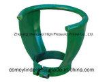 Protezione d'acciaio forgiata della bombola per gas