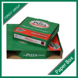 Caixa feita sob encomenda barata Recyclable da pizza da caixa