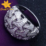 Stsr-16113010 Bracelet en argent sterling avec pendentif Vénus Inlay Zircon