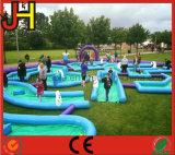 Mini-golf gonflables de plein air pour la vente de jeux de sport