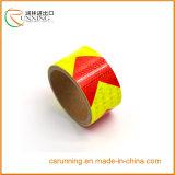 Материал ретро отражательной ленты PVC пластичный призменный 3m отражательный