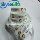 Wristband variopinto del silicone di vendita calda