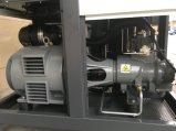 compresseur d'air rotatoire noyé par pétrole de vis d'inverseur de 60HP 45kw VSD