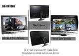 Système de moniteur d'écran LCD 10,1 pouces pour camion