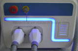 IPL rf Elight van de Machine van de Schoonheid van twee Handvatten de Multifunctionele Zorg van de Huid