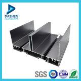 Perfil de alumínio personalizado porta de avanço da liga de alumínio do indicador de China