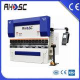 We67k-200t/4000 유압 CNC 압박 브레이크 기계