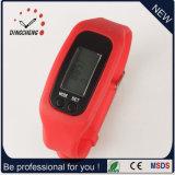 標準的なシリコーンの方法スマートなブレスレットとして男女兼用のスポーツのPemometerの腕時計