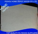 表面が付いている合板および白いカラー支部木からの背部ベニヤ