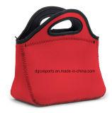 Mode sac à lunch en néoprène avec poignée/sac du refroidisseur