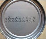 Data de validade contínua Impressora a jato de tinta para garrafas / latas de bebidas