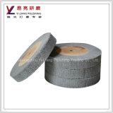 Metal / Cobre / Alumínio / Aço inoxidável Desenho de arame fino Roda de polir não tecida
