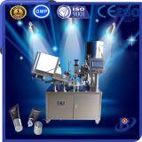 Roterende Lijst 30 PCs per Minieme Automatische het Vullen van de Buis van het Deeg Plastic Verzegelende Machine