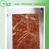 HPL는 장 제조 또는 Hig 압력 합판 제품을 박판으로 만들었다