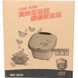 Massager personalizado banho mm-8838 dos TERMAS do pé de Mimir da máquina dos TERMAS
