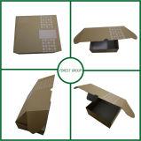 강한 질을 인쇄하는 갈색 포장지 상자 판지 상자 관례