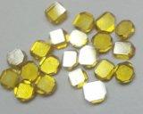 De Plaat 3*3*1 van de Diamant van het enige Kristal
