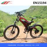 Bicicleta eléctrica de la alta calidad 48V 500W del fabricante de China
