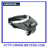 MG81001-A LED 조정가능한 Headlamp 돋보기