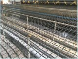 Стеклоткань Geogrid для железнодорожного учредительства с прочностью на растяжение 50kn/M