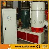 Película plástica de la alta calidad PP/PE/máquina de Agglomerator de la fibra