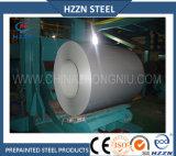 Prepainted bobinas de aço para chapas de papelão ondulado