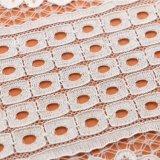 Tessuto dell'elastico del merletto di stirata