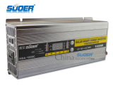C.C. 12V de Suoer 1000W ao inversor da potência solar da C.A. 220V com carregador de bateria (HBA-1000C)