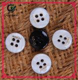 Кнопка пальто кнопки рубашки пряжки смолаы 4holes кнопки костюма
