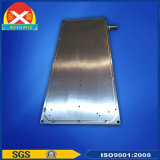 Dissipador de calor de alumínio anodizado do perfil para o transformador