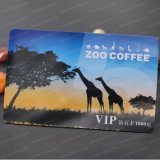 Cartão personalizado da proximidade do PVC da sociedade do presente da cópia RFID da impressão