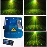Effetto Twinkling della stella del mini del laser della luce laser della discoteca di Wolesale della fabbrica indicatore luminoso della fase con il giocatore MP3