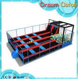 Luft-Prahler-aufblasbare Trampoline, Federelement-Bett für das Springen