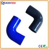 Acoplador de codo de tubo flexible de silicona universal estándar de 45 Grado 90 Grado 135 grado Tubo de silicona