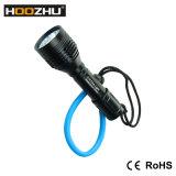 Hoozhu D10 CREE Xm-L2 LED para la antorcha de buceo