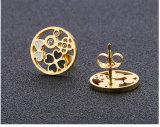 Pendientes de plata hechos a mano de perlas