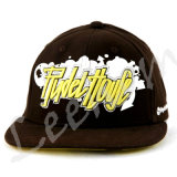 Cappello piano stampato di Promotinal Fiftting del bordo di Snapback