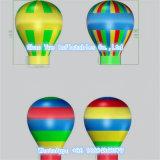 Im Freien riesiger aufblasbarer Bodenballon/aufblasbarer bekanntmachender Ballon mit Gebläse